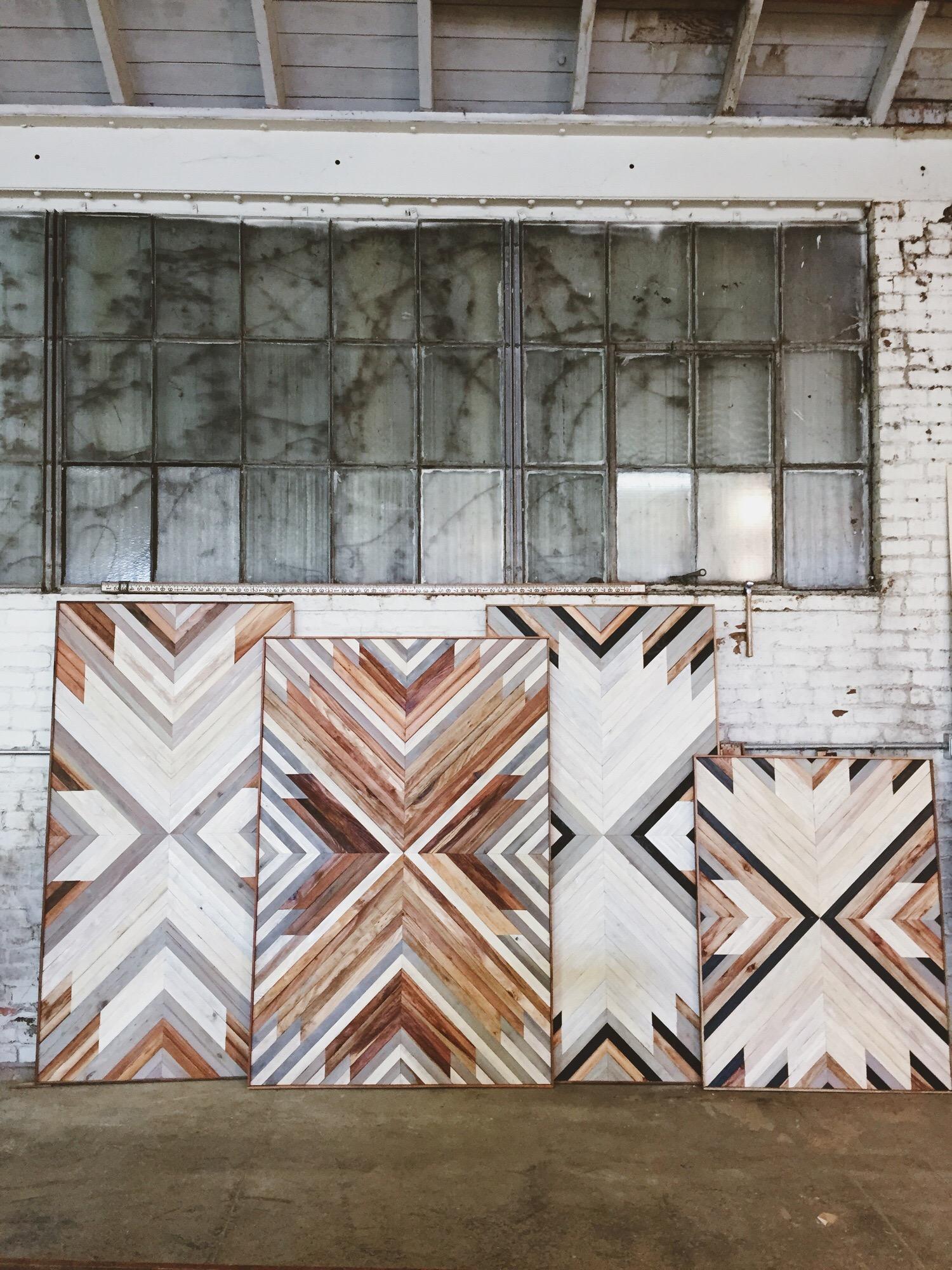 diy wood wall art building briggs. Black Bedroom Furniture Sets. Home Design Ideas