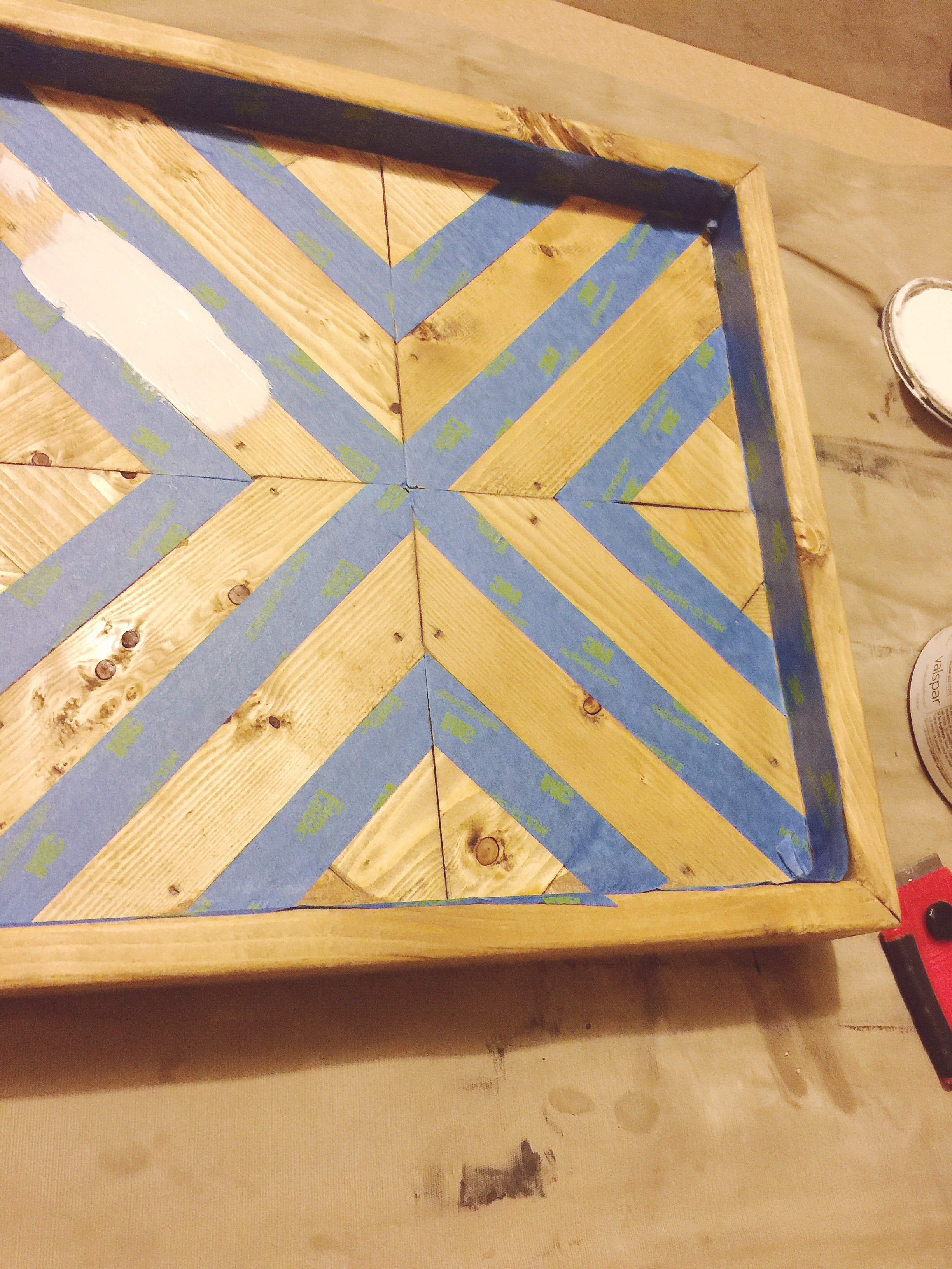 DIY Wood Wall Art – building briggs